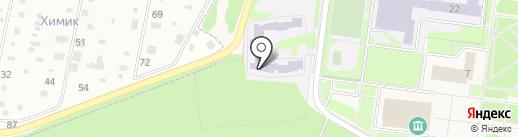 Детский сад, Ласточка на карте Звёздного городка