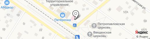 Фармакон на карте Ильинского