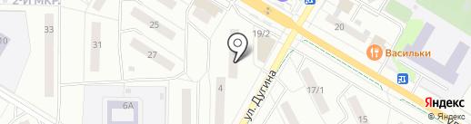 Элегант на карте Жуковского