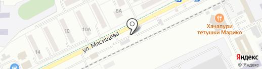 Шины для всех на карте Жуковского