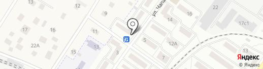 Почта Банк, ПАО на карте Жуковского