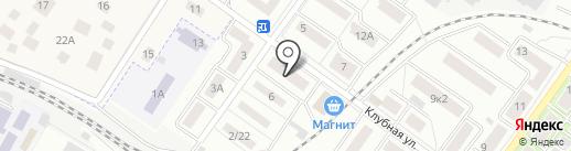 Лит.Ra на карте Жуковского