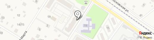 АТ-Девелопмент на карте Ильинского