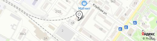 ГИДРОАЭРОЦЕНТР, ЗАО на карте Жуковского