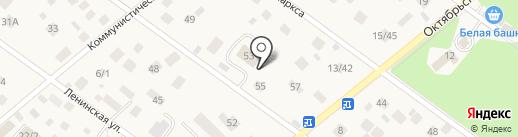 МосОблЭнерго на карте Ильинского
