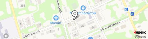 Распродажа на карте Дубовки