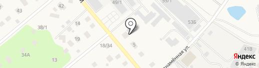 Комплексное обслуживание бизнеса на карте Ильинского