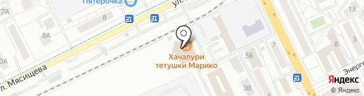 Formatgroup на карте Жуковского