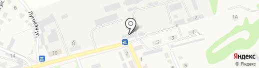 Узловский энергомеханический завод на карте Дубовки