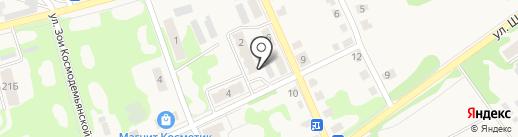 Банкомат, Сбербанк, ПАО на карте Дубовки