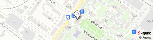 Головоломка на карте Жуковского