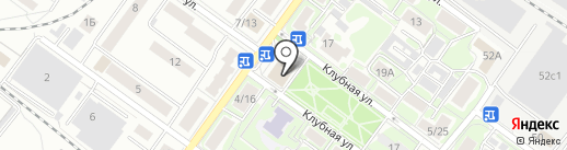 Магазин одежды на карте Жуковского