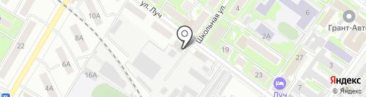 ЭНИГМА-ПРО на карте Жуковского