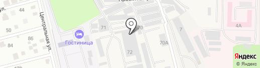 ГлавСпорт на карте Балашихи