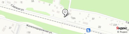 Вялки на карте Быково