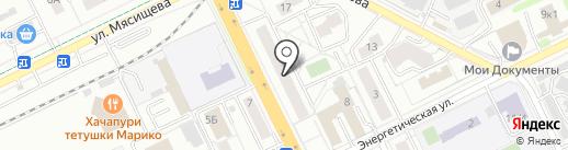 КАССИР.РУ на карте Жуковского