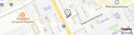 Kassir.ru на карте Жуковского