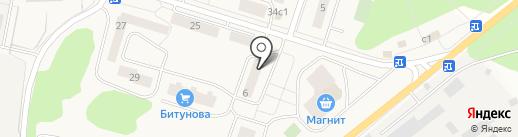 Платежный терминал, Сбербанк, ПАО на карте Биокомбината
