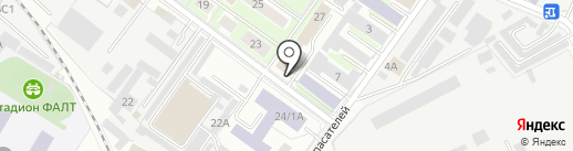 XXI Век на карте Жуковского