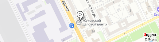 Elit-World на карте Жуковского