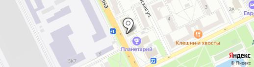Квартирный вопрос на карте Жуковского