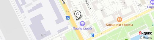 Пивком на карте Жуковского