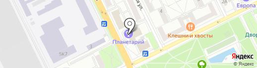 Солнышко на карте Жуковского