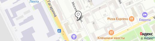 Smart Sell Group на карте Жуковского