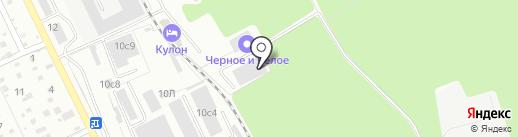 Форест на карте Жуковского