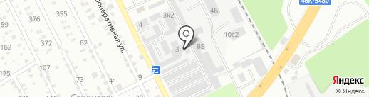Меркурий на карте Жуковского