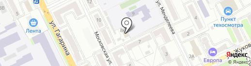 Международный институт менеджмента ЛИНК на карте Жуковского