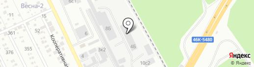 ПластСбыт на карте Жуковского