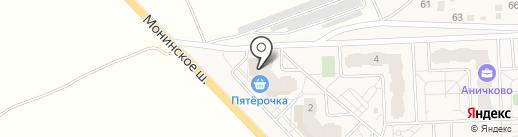 ДоРеМи на карте Аничкова