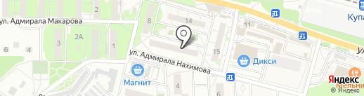 Управляющая Компания КупавнаЖилСервис на карте Балашихи