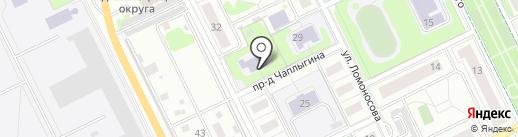 Детский сад №13 на карте Жуковского