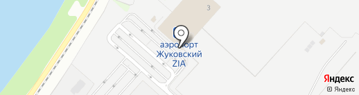 AVIS на карте Жуковского