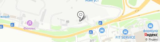 Автоснаб на карте Геленджика