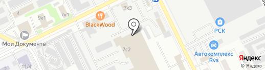 Автотехцентр на карте Жуковского