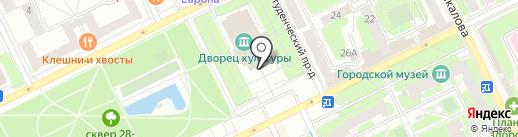 Платежный терминал, Банк Уралсиб, ПАО на карте Жуковского