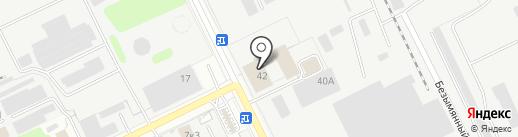 СДЮСШОР по боксу на карте Жуковского