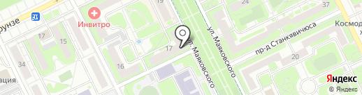 Добрый доктор на карте Жуковского