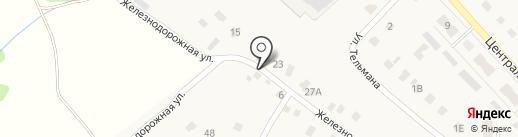 Вторчермет НЛМК Запад на карте Дубовки