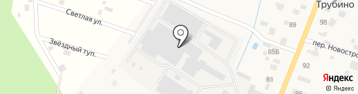 Rival на карте Трубино