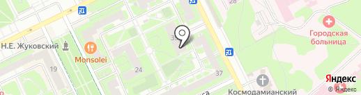 Домофон.Сервис.Центр на карте Жуковского