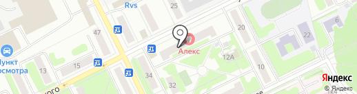 Жуковского 18, ТСЖ на карте Жуковского