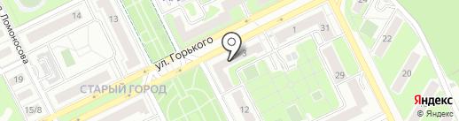 Эксклюзив на карте Жуковского