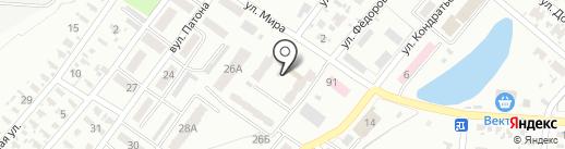 Леди+ на карте Харцызска