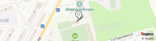 ДЮСШ на карте Красноармейска