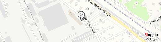 Российская Стекольная Компания на карте Жуковского