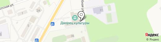 Стиль на карте Красноармейска